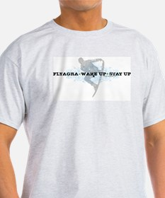 Flyagra Wake Up Stay Up T-Shirt