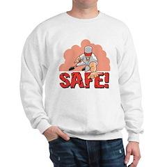 Baseball Safe Sweatshirt
