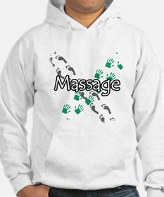 Feet and Hands Massage Hoodie