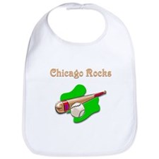 Chicago Rocks Bib