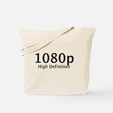 1080p Tote Bag
