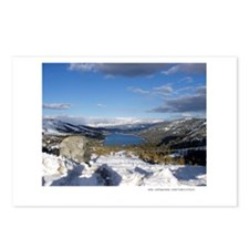 Mountain Lake Postcards (Package of 8)
