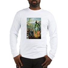 Death of the Green Fairy Long Sleeve T-Shirt