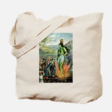 Death of the Green Fairy Tote Bag