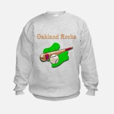 Oakland Rocks Sweatshirt