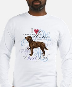 American Water Spaniel Long Sleeve T-Shirt