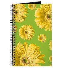 Pop Art Yellow Daisy Journal