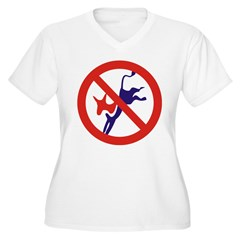 NO DEMOCRATICS T-Shirt