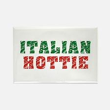 Rectangle Magnet Italian Hottie