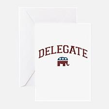 Republican Delegate Greeting Cards (Pk of 10)