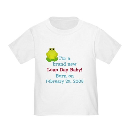 Brand New Leap Baby Toddler T-Shirt