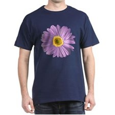 Pop Art Purple Daisy T-Shirt