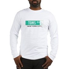 Toms Square NYC - Long-Sleeved Tee