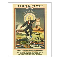 French Absinthe Prohibition Posters