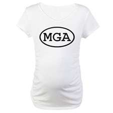 MGA Oval Shirt
