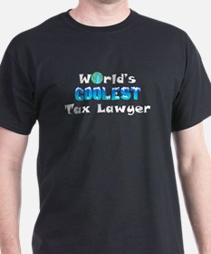 World's Coolest Tax L.. (A) T-Shirt