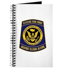 Citizens Task Force Patch Journal