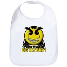 Don't Worry Be Hyphy Bib