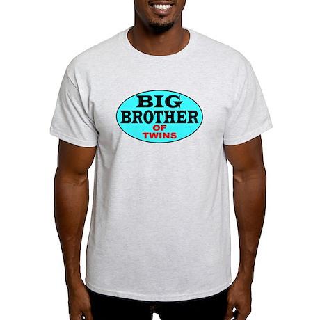 Big Brother of Twins Light T-Shirt