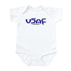 U.S. Air Force Infant Creeper