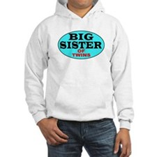 Big Sister of Twins Jumper Hoody