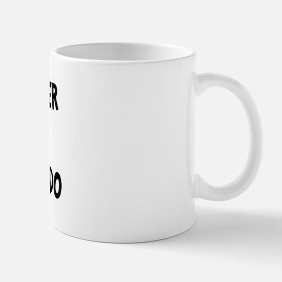 Whatever Donna says Mug
