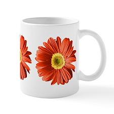 Pop Art Red Gerbera Daisy Mug