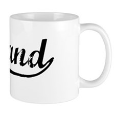 Vintage Ashland (Black) Mug