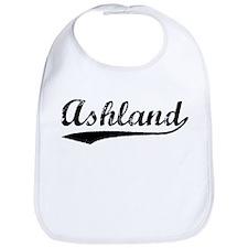 Vintage Ashland (Black) Bib