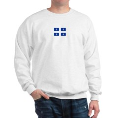 QUEBECOIS [French-Canadian] F Sweatshirt