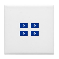 QUEBECOIS [French-Canadian] F Tile Coaster