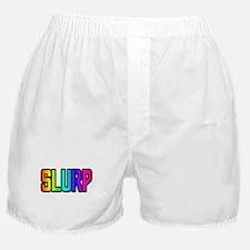 RAINBOW PRIDE SLURP Boxer Shorts