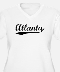 Vintage Atlanta (Black) T-Shirt