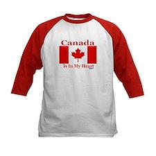 Canada Heart Tee