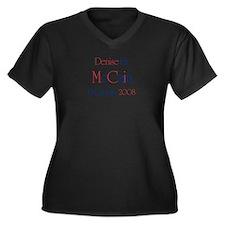 McCain for President - Denise Women's Plus Size V-