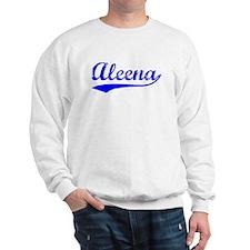 Vintage Aleena (Blue) Sweater