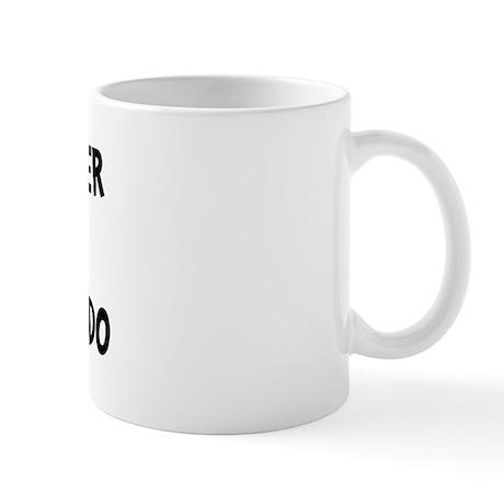 Whatever Deborah says Mug