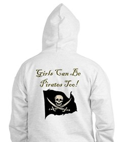Anne Bonny & Mary Read Hoodie