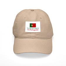 Portuguese Linguica Baseball Cap