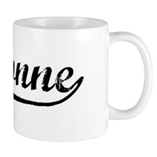 Vintage Bayonne (Black) Mug