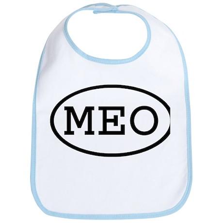 MEO Oval Bib