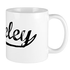 Vintage Berkeley (Black) Mug