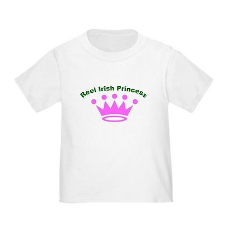 Reel Princess Toddler T-Shirt