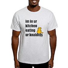 Cat and Knaidels T-Shirt