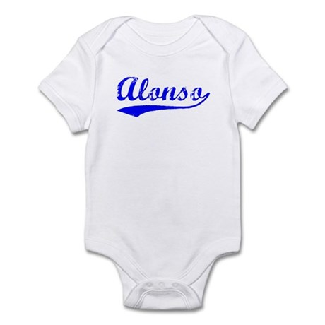 Vintage Alonso (Blue) Infant Bodysuit