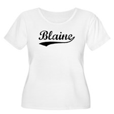 Vintage Blaine (Black) T-Shirt