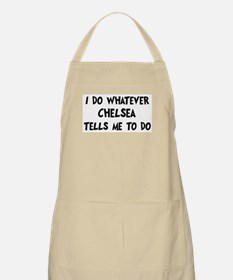 Whatever Chelsea says BBQ Apron