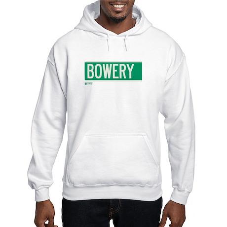 Bowery in NY Hooded Sweatshirt