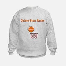 Golden State Rocks Sweatshirt