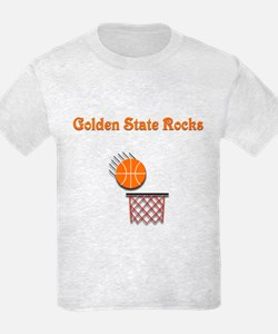 Golden State Rocks T-Shirt